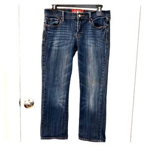 Lucky Brand Sweet'N Crop jeans size 4/27